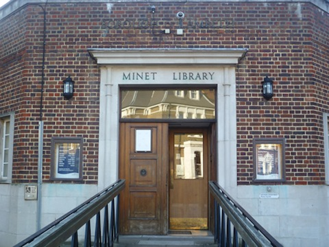 Save Minet Library - or puppies will die!