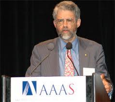 Holdren: yep, a total AAAS