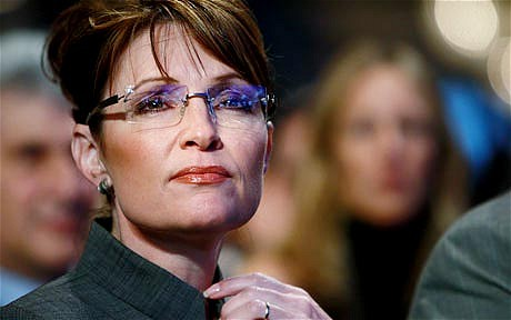 Sarah Palin will be with us during February (Photo: Getty)