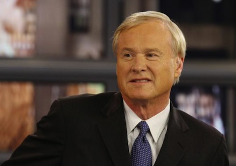 MSNBC's Chris Matthews: journalism needs less truth, less balance